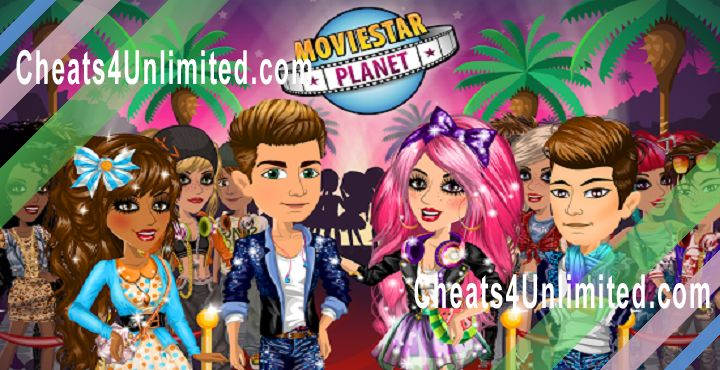 MovieStarPlanet Hack Diamonds, Starcoins, VIP