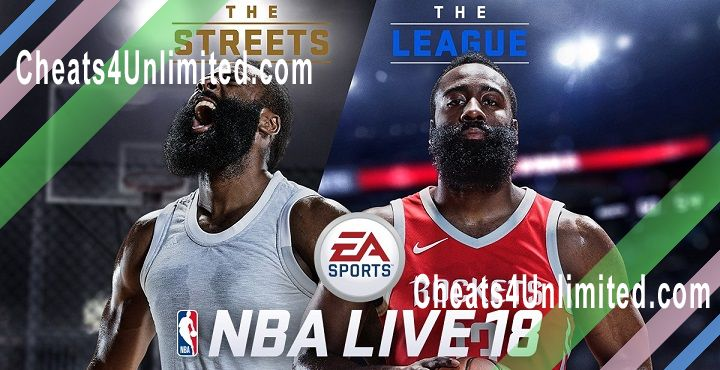 NBA Live Hack Cash/Money, Stamina