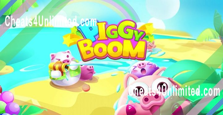 Piggy Boom Hack Coins, Spins
