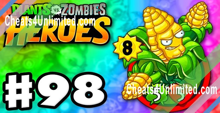 Plants vs. Zombies Heroes Hack Gems