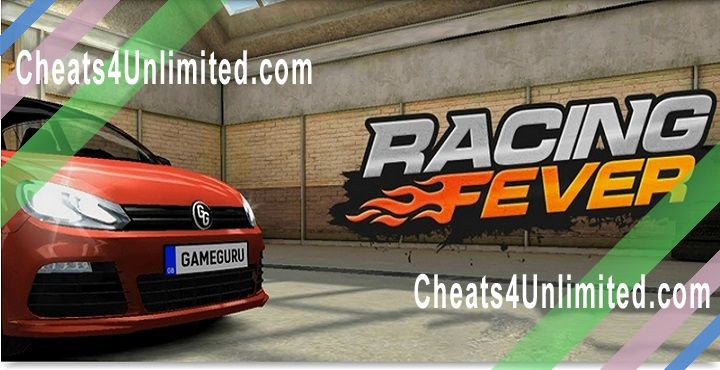 Racing Fever Hack Money/Coins, Tickets