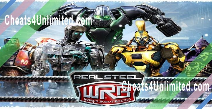 Real Steel Hack Gold, Coins