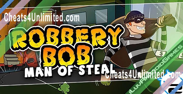 Robbery Bob Hack Coins