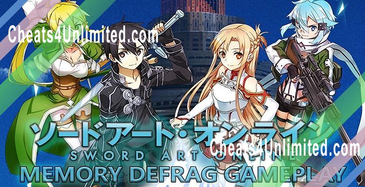 SWORD ART ONLINE: Memory Defrag Hack Diamond