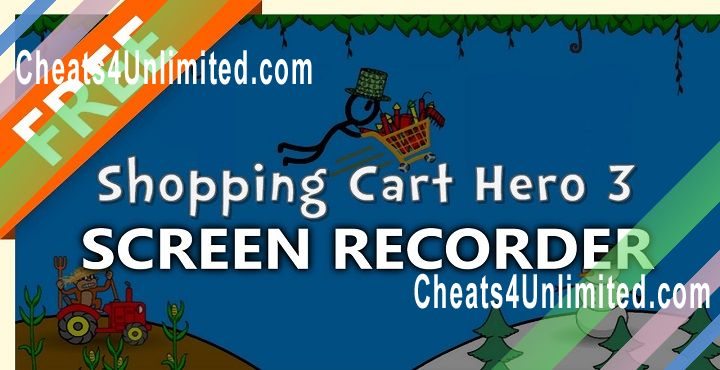 Shopping Cart Hero 3 Hack Coins