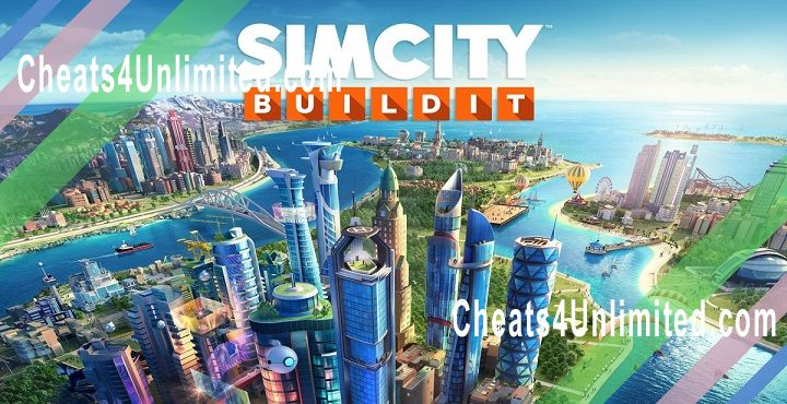 SimCity BuildIt Hack SimCash/Money