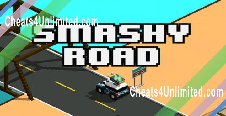 Smashy Road Hack Money, Unlock Everything