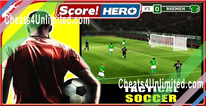 Soccer Hero Hack Gold