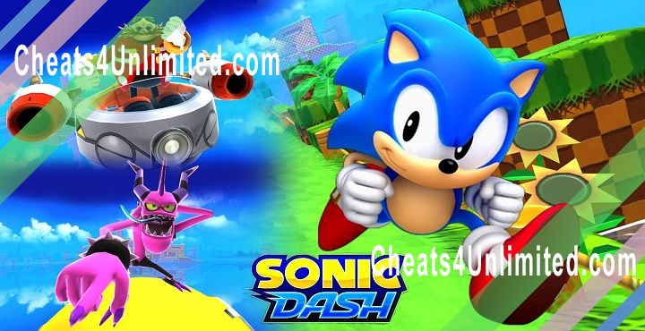 Sonic Dash Hack Rings
