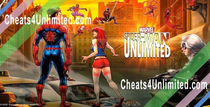 Spider-Man Unlimited Hack ISO-8