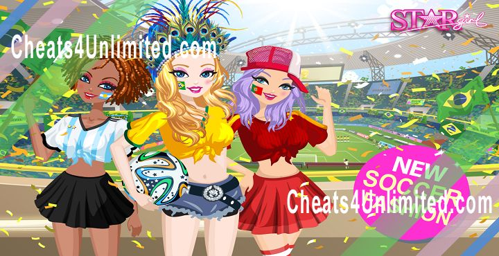 Star Girl Hack Diamonds, Money