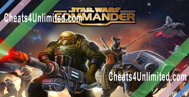 Star Wars: Commander Hack Crystals