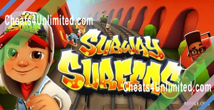 Subway Surfers Hack Coins, Keys