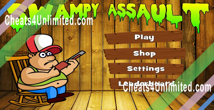 Swamp Attack Hack Coins, Potions, Ammo