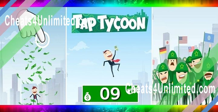 Tap Tycoon Hack Diamonds