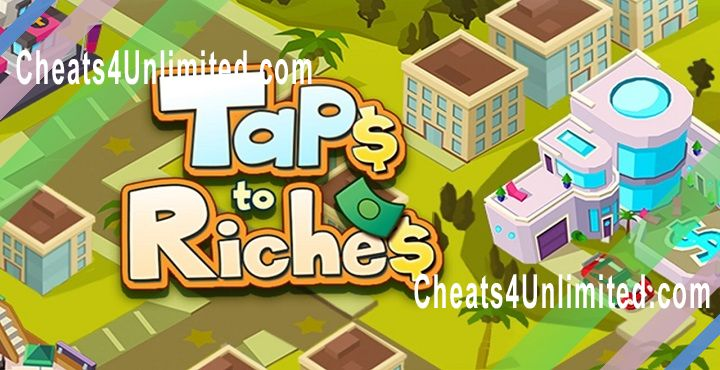 Taps to Riches Hack Gems