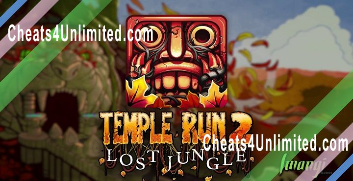 Temple Run 2 Hack Gems, Coins
