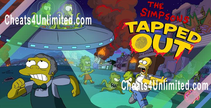 The Simpsons: Tapped Out Hack Donuts
