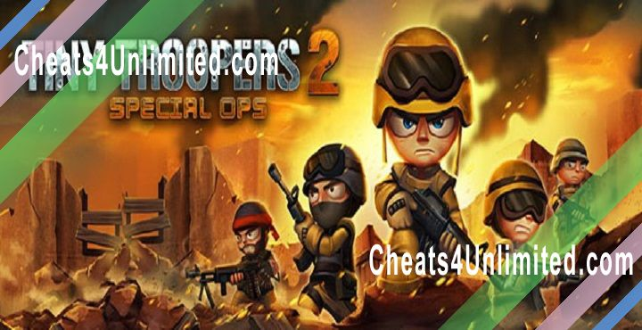 Tiny Troopers 2 Hack Money/CP, Medals, XP