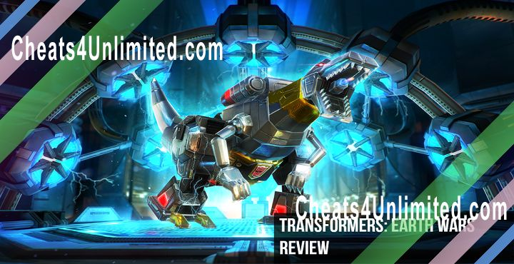 Transformers: Earth Wars Hack Cyber Coin