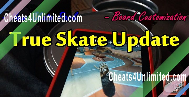 True Skate Hack Money, Unlock Everything