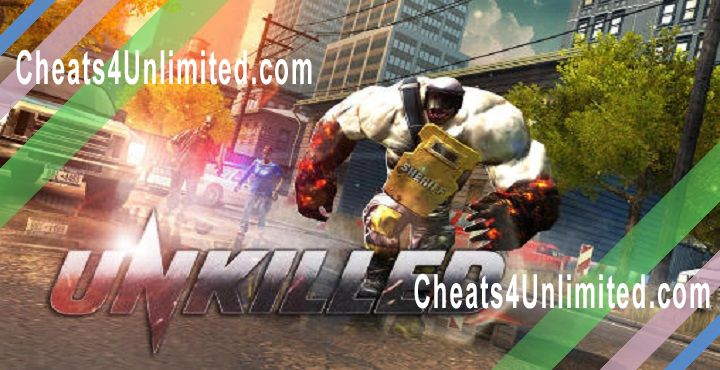 UNKILLED Hack Gold/Money, All Weapons