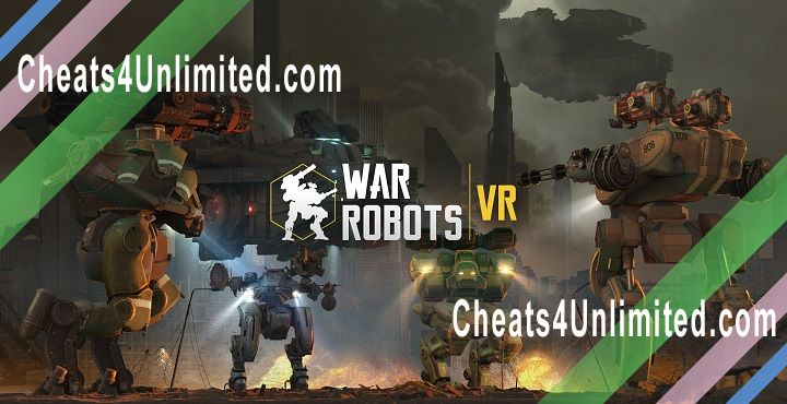 War Robots Hack Feys, Flakes, Gold, Coins