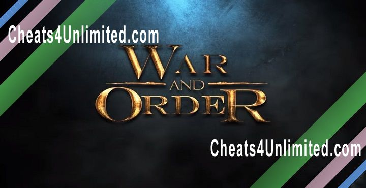 War and Order Hack Gems