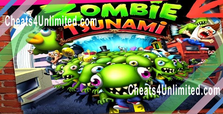 Zombie Tsunami Hack Diamonds, Coins