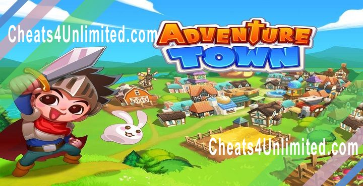 Adventure Town Hack Gold, Diamonds/Gems