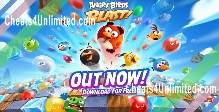 Angry Birds Blast Hack Gold, Silver