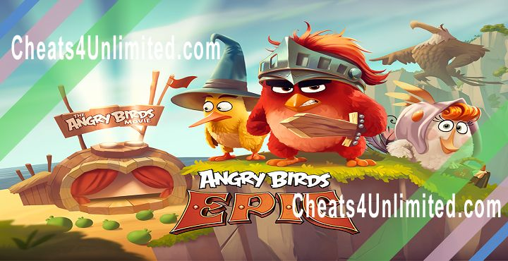 Angry Birds Epic RPG Hack Coins/Money