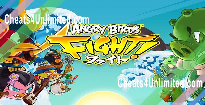Angry Birds Fight Hack Gems, Coins