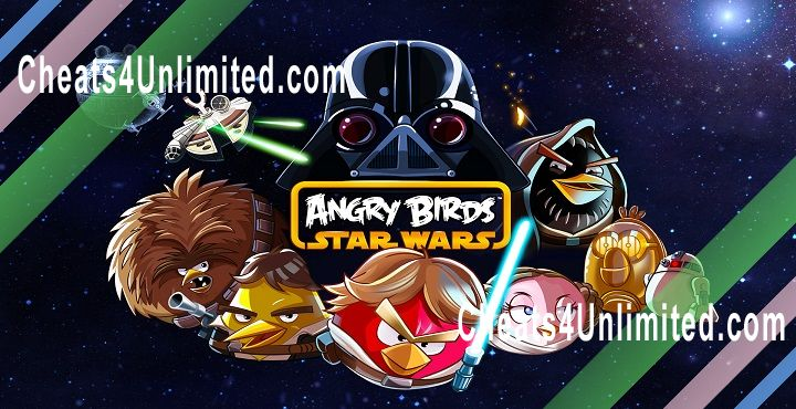 Angry Birds Star Wars Hack Credits/Money, Boosters