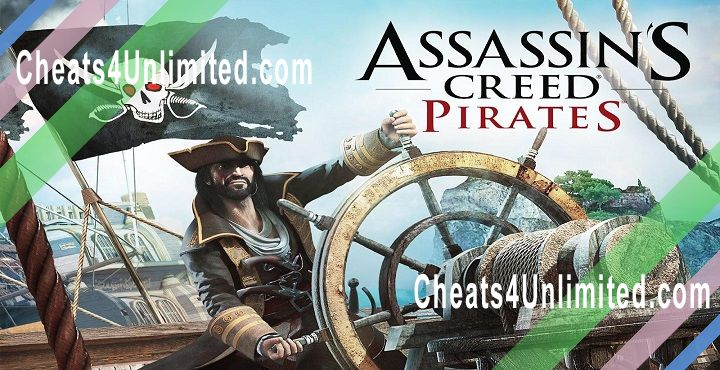 Assassin's Creed Pirates Hack Money/Gold