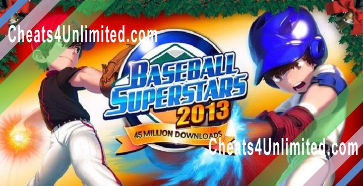 Baseball Superstars 2013 Hack G points, Stars, Unlock All