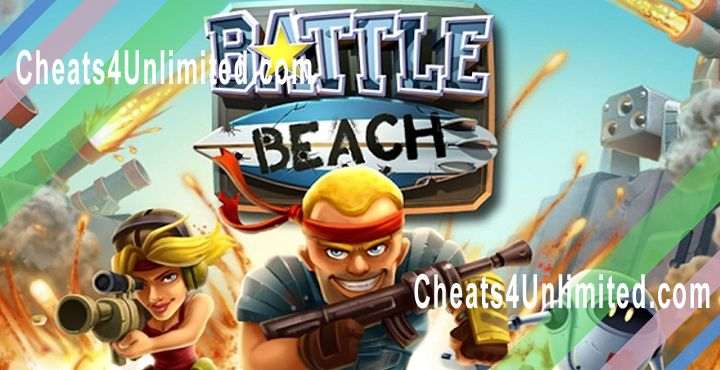 Battle Beach Hack Quicksilver, Diamonds