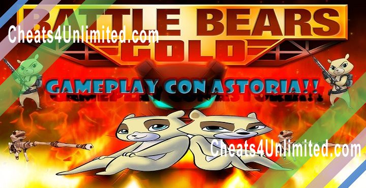 Battle Bears Gold Hack Gas, Joiles, Ammo