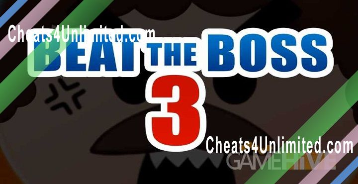 Beat the Boss 3 Hack Money, Diamonds
