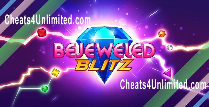 Bejeweled Blitz Hack Coins, Diamonds/Gems, Spins