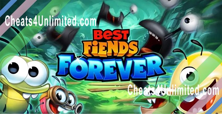 Best Fiends Forever Hack Coin/Money, Diamonds