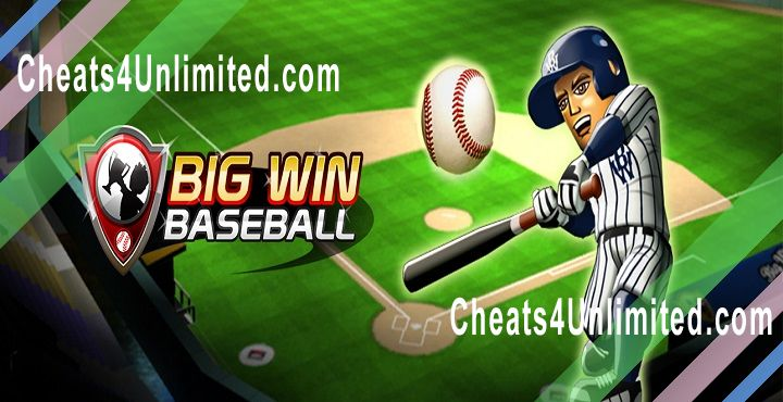 Big Win Baseball Hack Big Bucks, Coins