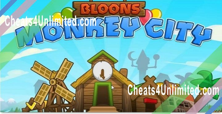 Bloons Monkey City Hack Bloonstones, Money