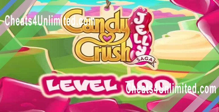 Candy Crush Jelly Saga Hack Gold, Lives, Moves, Boosters