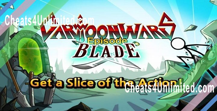 Cartoon Wars: Blade Hack Gold/Money, Crystals