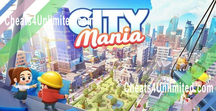 City Mania Hack Money, Coins