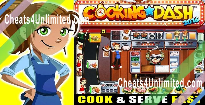 Cooking Dash Hack Gold, Money/Coins