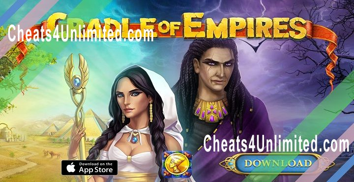 Cradle of Empires Hack Crystals, Gold/Coins
