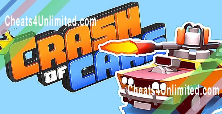 Crash of Cars Hack Gems, Coins, Unlock All Cars