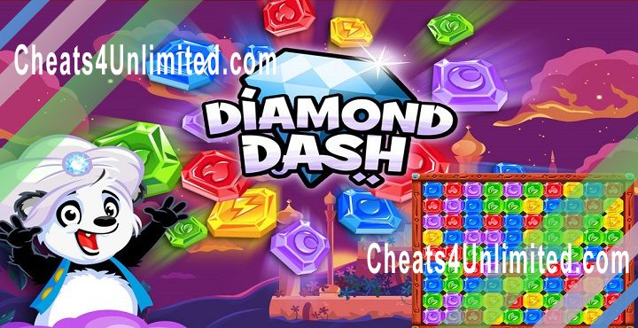 Diamond Dash Hack Gold, Lives